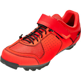 Cube MTB Peak Chaussures, red